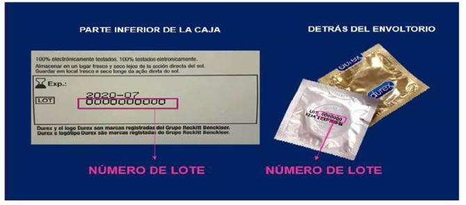 Durex preservativos