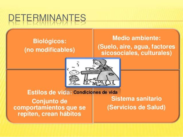 determinantes jesus
